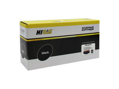 Тонер-картридж Hi-Black (HB-TN-2275) для Brother HL-2240R/ 2240DR/ 2250DNR/ DCP-7060DR, 2,6K