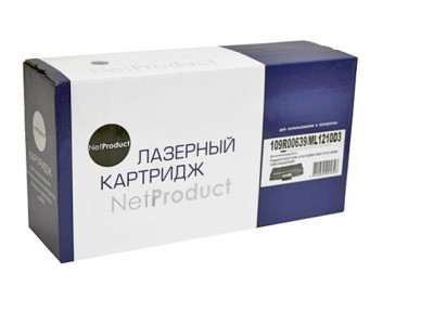 Картридж NetProduct (N-ML-1210D3) для Samsung ML-1210/ 1250/ Xerox Phaser 3110, 2,5K
